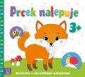Prcek nalepuje 3+ / Knížečka s okrouhlými nálepkami - Agnieszka Bator, ...