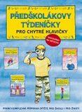 Předškolákovy týdeníčky pro chytré hlavičky - Jana Martincová, ...
