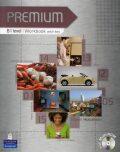 Premium B1 Workbook w/ Multi-Rom Pack (w/ key) - Susan Hutchison