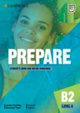 Prepare 6/B2 Student´s Book and Online Workbook, 2nd - James Styring