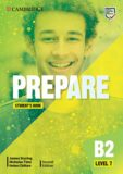 Prepare 7/B2 Student´s Book, 2nd - James Styring