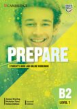 Prepare 7/B2 Student´s Book and Online Workbook, 2nd - James Styring