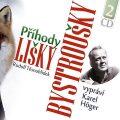 Příhody lišky Bystroušky - Rudolf Těsnohlídek