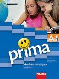 Prima A1/díl 1 Němčina druhý cizí jazyk učebnice - Friederike Jin, ...