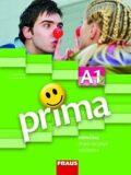 Prima A1/díl 2 Němčina jako druhý cizí jazyk učebnice - Friederike Jin, ...