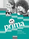 Prima A2/díl 4 - příručka učitele - Friederike Jin, ...