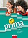 Prima A2/díl 4 - učebnice - Friederike Jin, ...