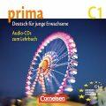Prima C1 Die Mittelstufe: Audio-CDs zum Lehrbuch - Friederike Jin