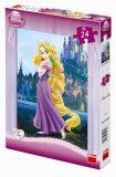 Princezna na vlásku - puzzle 24 dílků - Dino Toys
