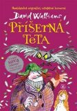 Příšerná teta - David Walliams