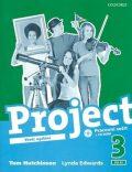 Project 3 Pracovní sešit s CD-ROM (3rd) - Tom Hutchinson