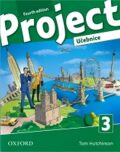 Project Fourth Edition 3 Učebnice - Tom Hutchinson, ...