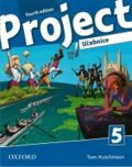 Project Fourth Edition 5 Učebnice - Tom Hutchinson, ...