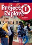 Project Explore 1 Student´s book (CZEch Edition) - Phillips Sarah