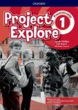 Project Explore 1 Workbook (CZEch Edition) - Sarah Phillips