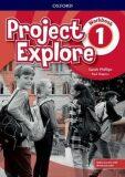 Project Explore 1 Workbook with Online Practice - Sarah Phillips