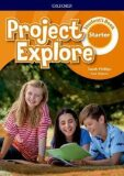 Project Explore Starter Student´s Book - Sarah Phillips