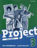 Project the Third Edition 3 Workbook (International English Version) - Tom Hutchinson