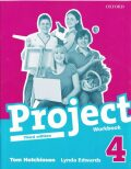 Project the Third Edition 4 Workbook (International English Version) - Tom Hutchinson