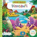 PRVNÍ OBJEVY - Dinosauři - Chorkung,