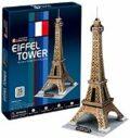 3D Puzzle - Eiffelova věž / 39 dílků - neuveden