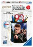 Puzzle 3D Stojan na tužky Harry Potter/54 dílků - Ravensburger