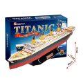 Puzzle 3D Titanic - 113 dílků - neuveden