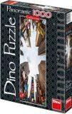 Puzzle Brodway Avenue 1000 dílků - Dino Toys