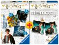 Puzzle Harry Potter/3v1+pexeso - Ravensburger