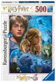 Puzzle Harry Potter v Bradavicích 500 dílků - Ravensburger