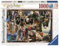 Puzzle Harry Potter Voldemort/1000 dílků - Ravensburger