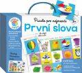 Puzzle pro nejmenší: První slova - Ivana Rybecká
