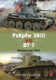 PzKpfw 38(t) vs BT-7 - Barbarossa 1941 - Steven J. Zaloga