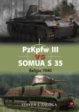 PzKpfw III vs Somua S 35 - Belgie 1940 - Steven J. Zaloga