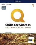 Q Skills for Success 1 Listening & Speaking Student´s Book with iQ Online Practice, 3rd - Jaimie Scanlon