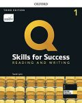 Q Skills for Success 1 Reading & Writing Student´s Book with iQ Online Practice, 3rd - Sarah Lynn