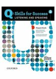Q Skills for Success 2 Listening & Speaking Student´s Book with Online Practice - Brooks Margaret