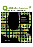 Q Skills for Success 3 Reading & Writing Student´s Book with Online Practice - Gramer Margot F.