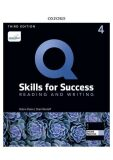 Q Skills for Success 4 Reading & Writing Student´s Book with iQ Online Practice, 3rd - Debra Daise