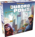 Quadropolis - Společenská hra -