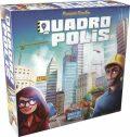 Quadropolis - Společenská hra - neuveden