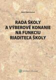 Rada školy a výberové konanie na funkciu riaditeľa školy - Mária Stanislavová