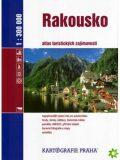 Rakousko - Atlas turistických zajímavostí/1:300 tis. - Kolektiv autorů
