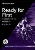 Ready for First (3rd edition): Workbook & Audio CD Pack with Key - Roy Norris