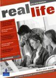Real Life Pre-Intermediate Workbook w/ Multi-Rom Pack - Patricia Reilly