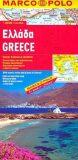 Řecko/mapa 1:800T MD - Marco Polo
