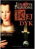 Dýka s červenou lilií - Juliette Benzoni