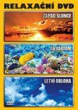 Relaxační DVD - Západ slunce * Akvárium * Letní obloha - neuveden