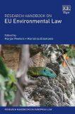 Research Handbook on EU Environmental Law - Peeters Marjan