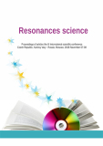 Resonances science - N.N. Masjuk, ...